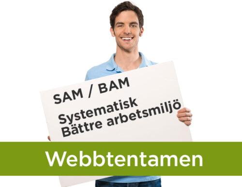 Bam bättre arbetsmiljö - Sam Systematiskt arbetsmiljöarbete